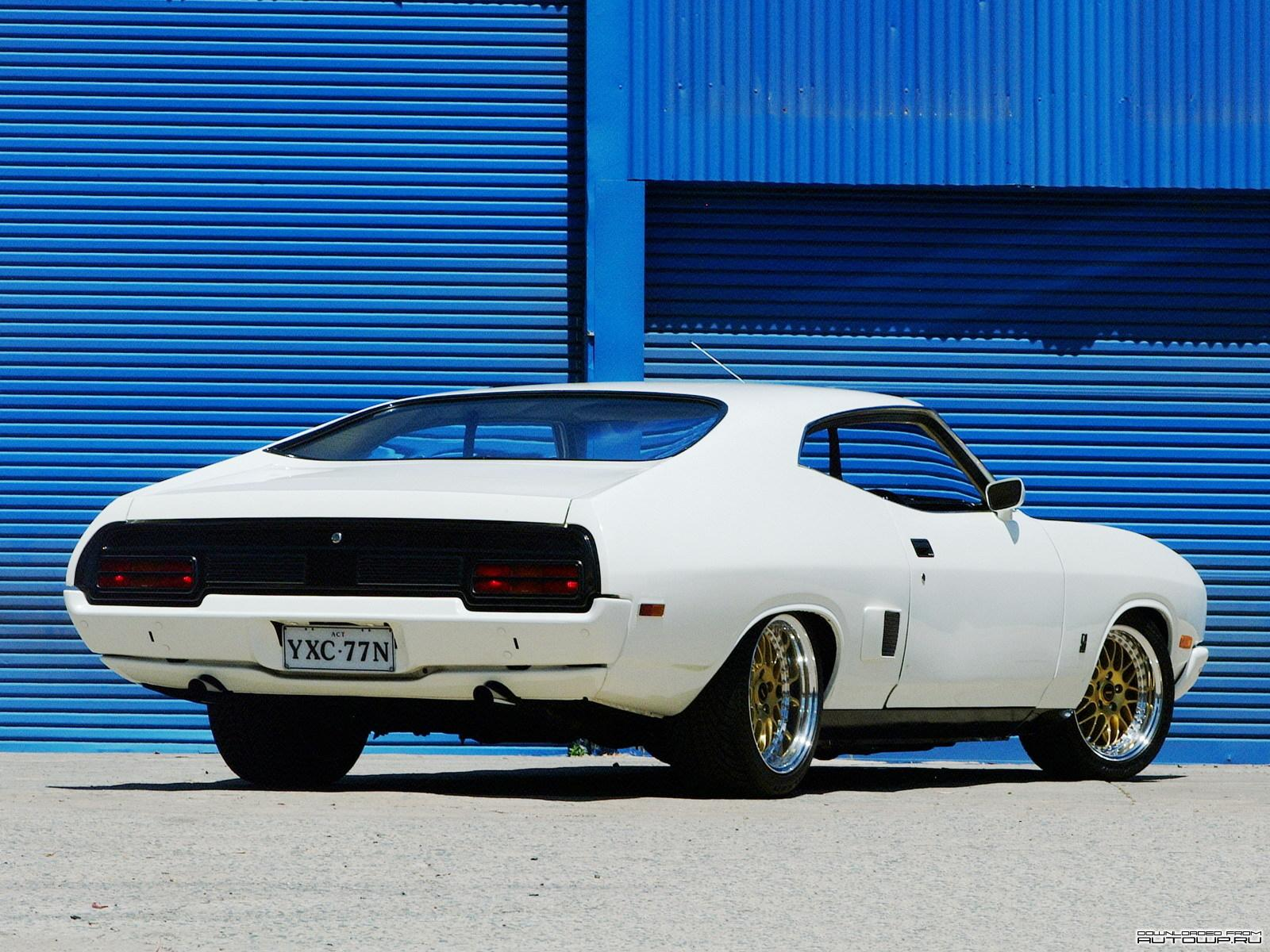 Ford XB Falcon GT Coupe 1973