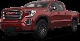 GMC Sierra 1500 4 Door pickup truck 2019