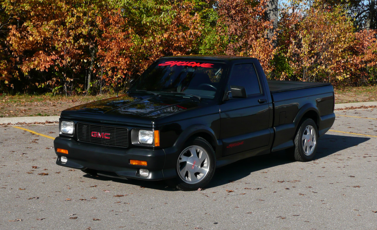 My Perfect Gmc Syclone 3dtuning Probably The Best Car Configurator 1991 S10 Engine Diagram Pickup