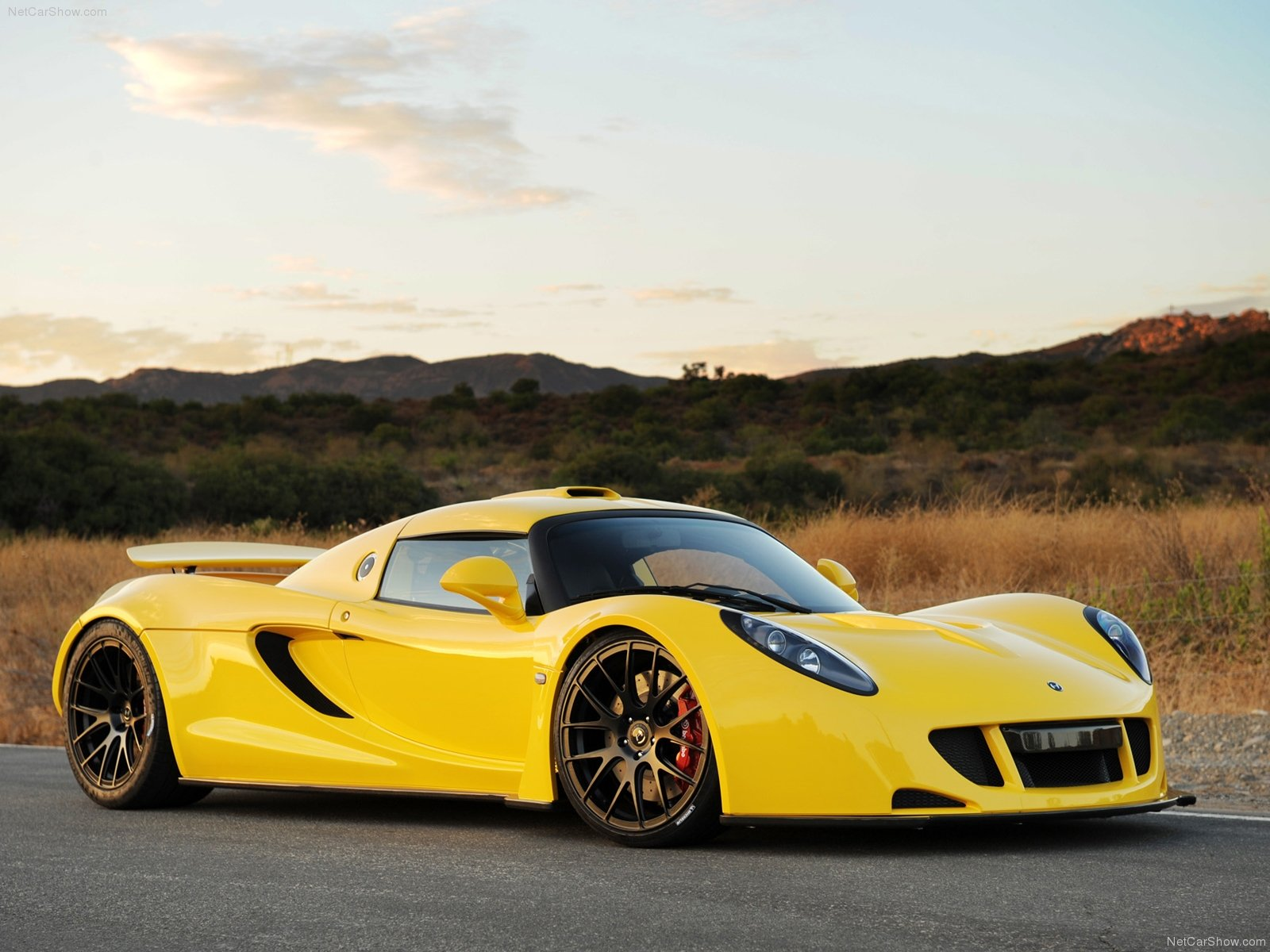 Hennessey Venom GT Coupe 2012