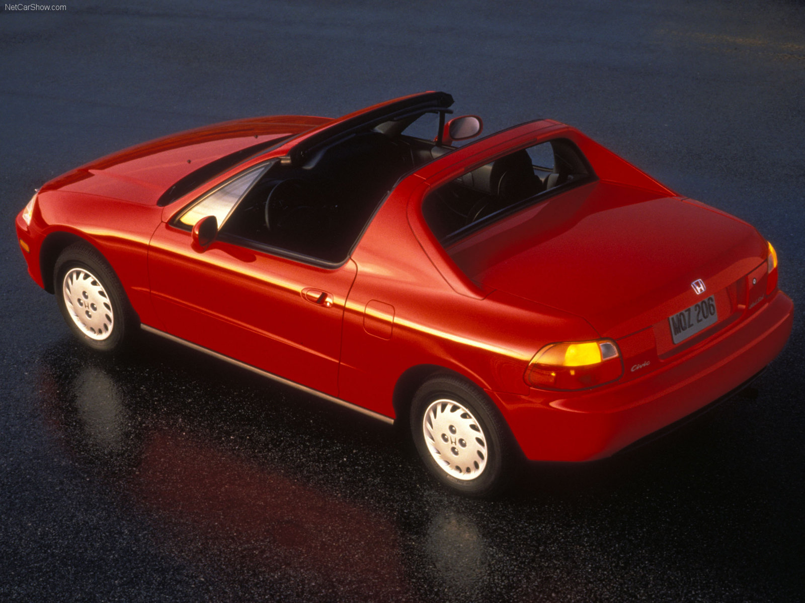 Honda CR-X Del Sol SiR Coupe 1995