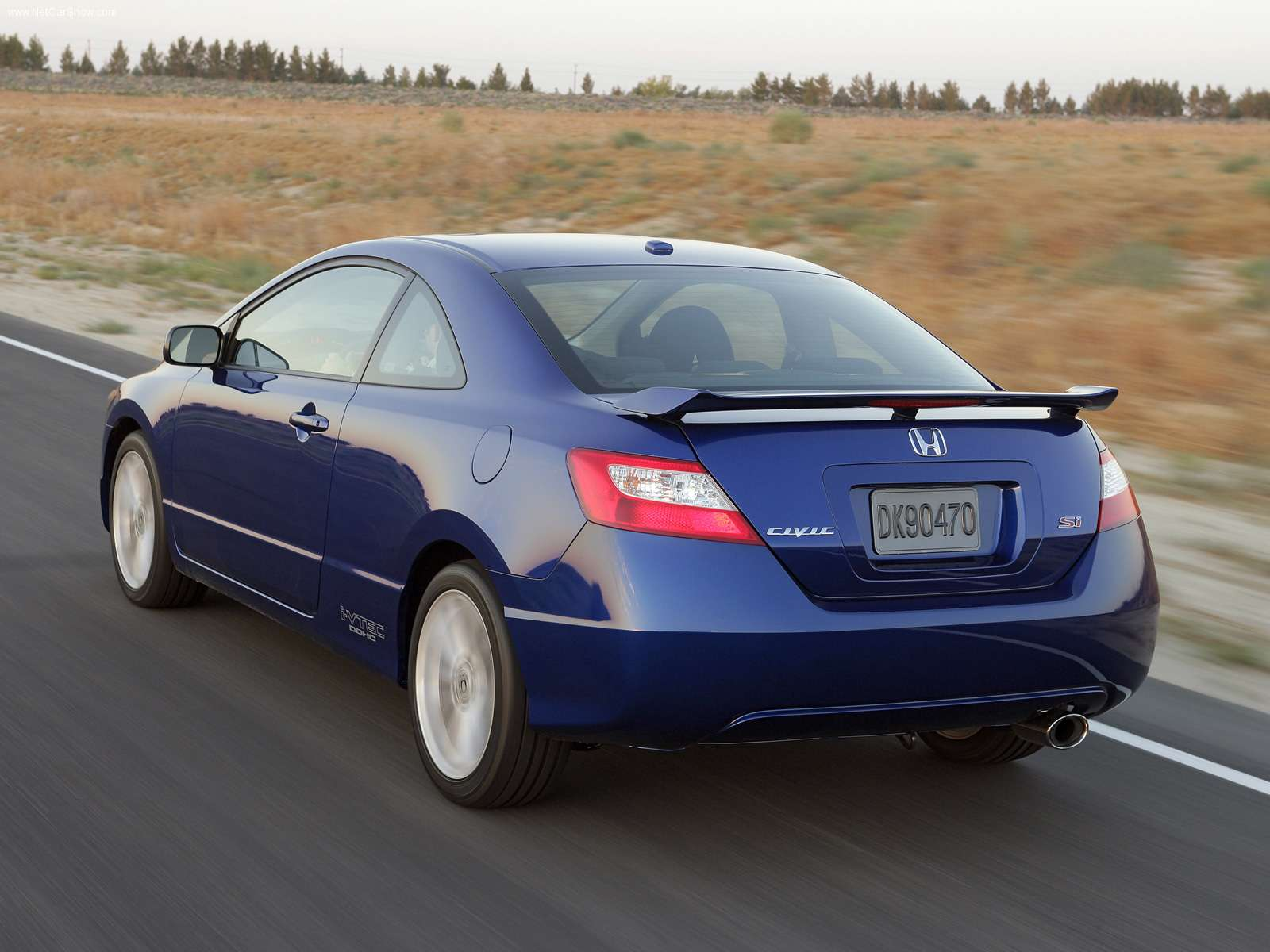 Honda Civic Si Coupe 2006