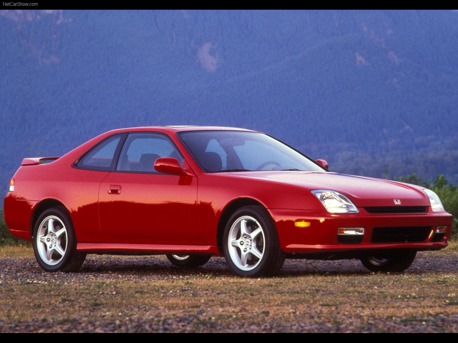 Honda Prelude SiR Coupe 2000