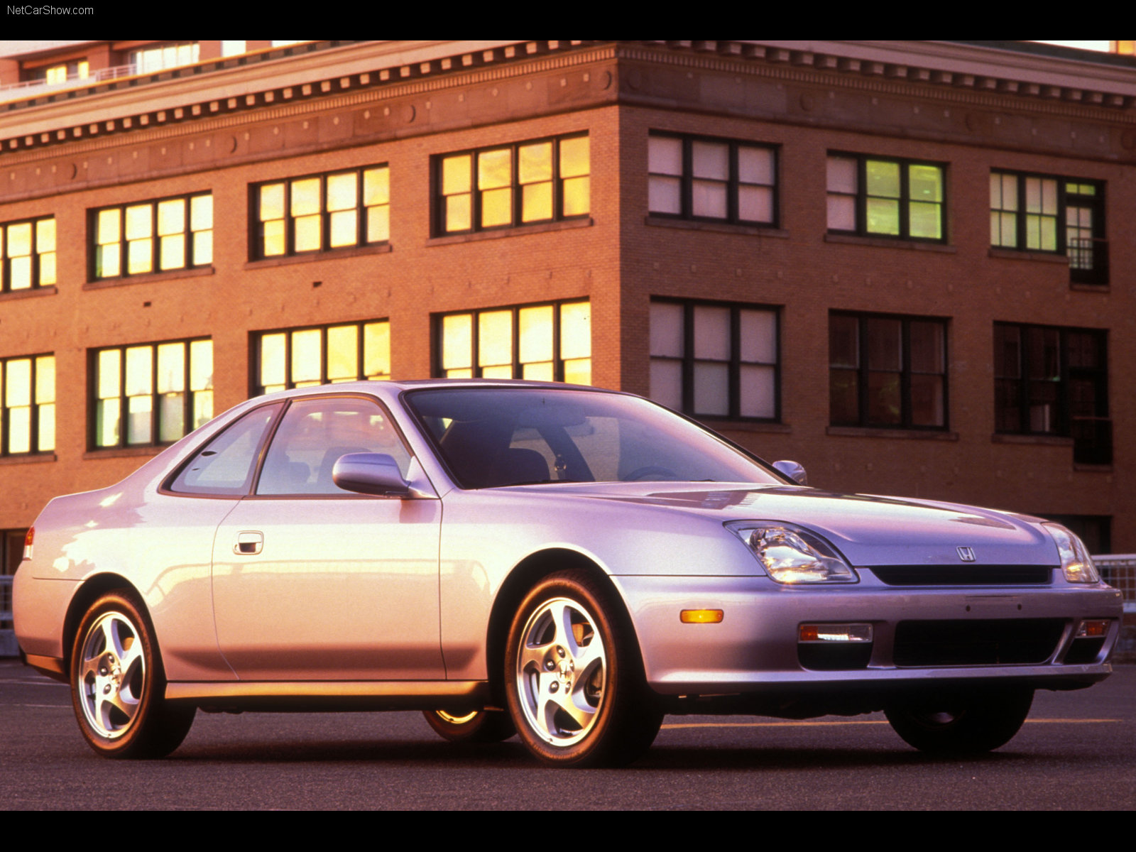 Honda Prelude SiR Coupe 2000