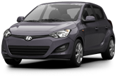 Hyundai I20 5 Door Hatchback 2013