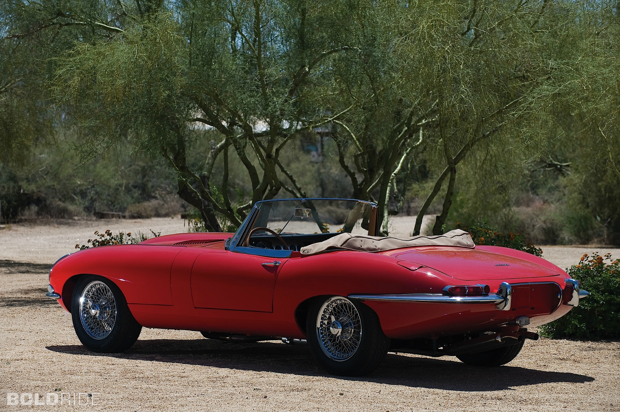 Jaguar E-Type Convertible 1962