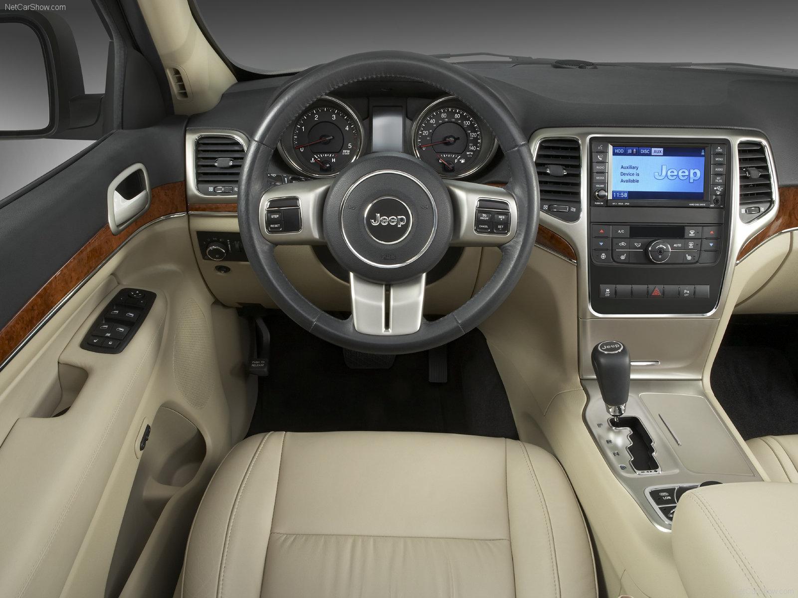 3dtuning of jeep grand cherokee suv 2011 - 2010 jeep grand cherokee interior ...