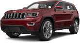 Jeep Grand Cherokee 5 Door SUV 2017