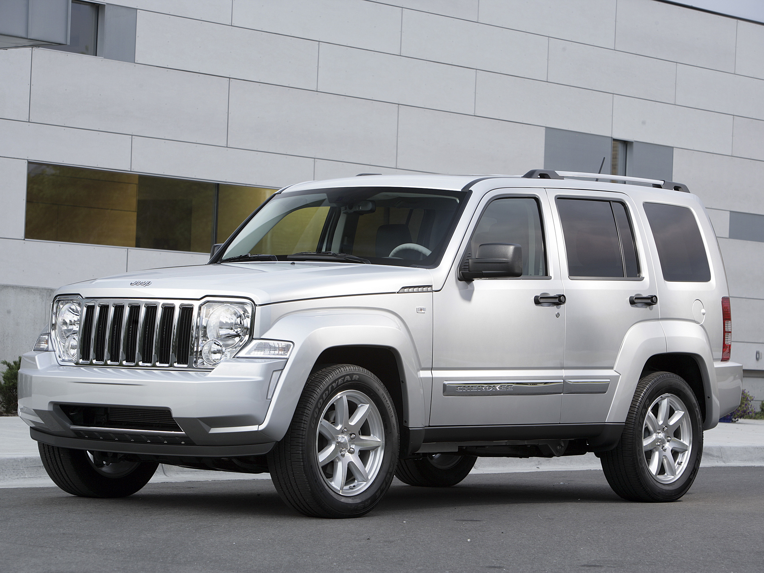 Jeep Liberty SUV 2008