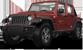 Jeep Wrangler Unlimited Rubicon Recon 4 Door SUV 2018