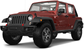 Jeep Wrangler Unlimited Rubicon Recon 4 Door SUV 2019