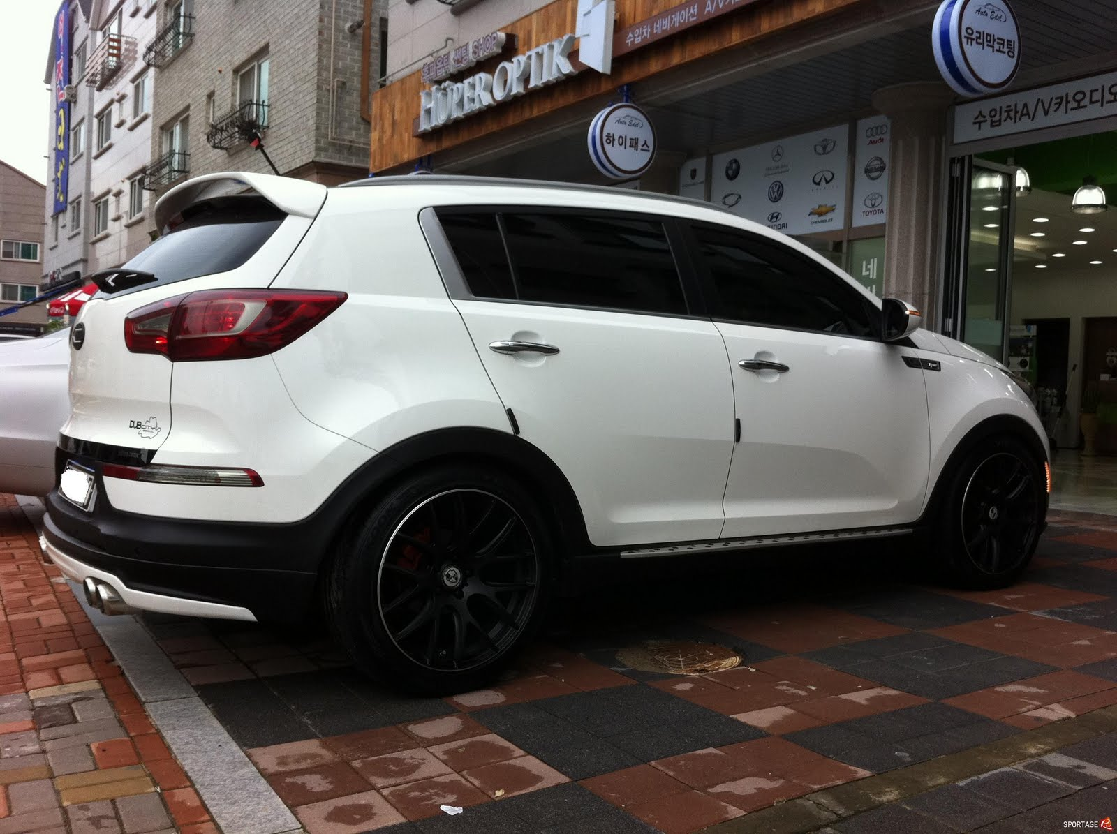 3DTuning of Kia Sportage Crossover 2011 3DTuning.com - unique on-line car configurator for more ...