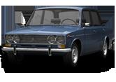 Lada 2103 Sedan 1972