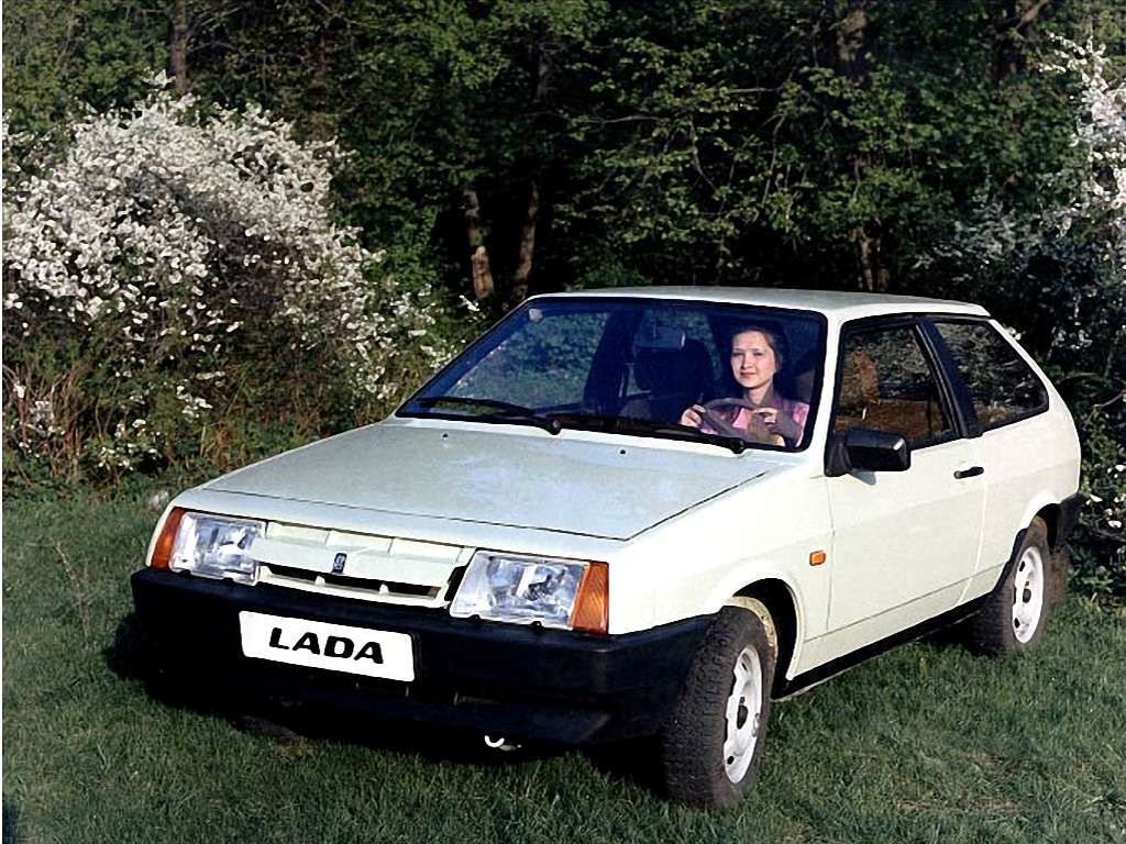 Lada 2108 3 Door Hatchback 2004