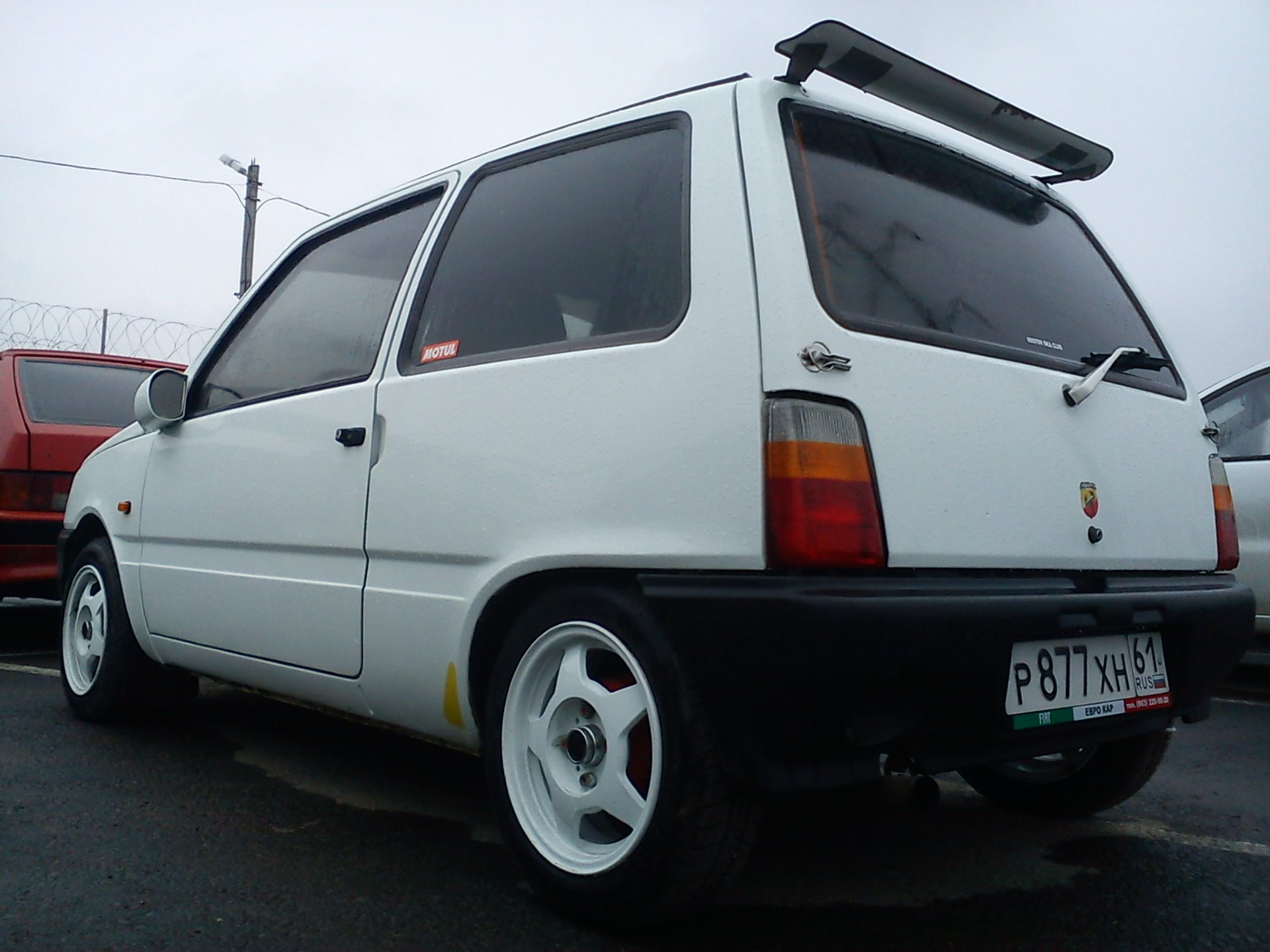 Lada Oka 3 Door Hatchback 1988