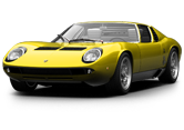 Lamborghini Miura Coupe 1966