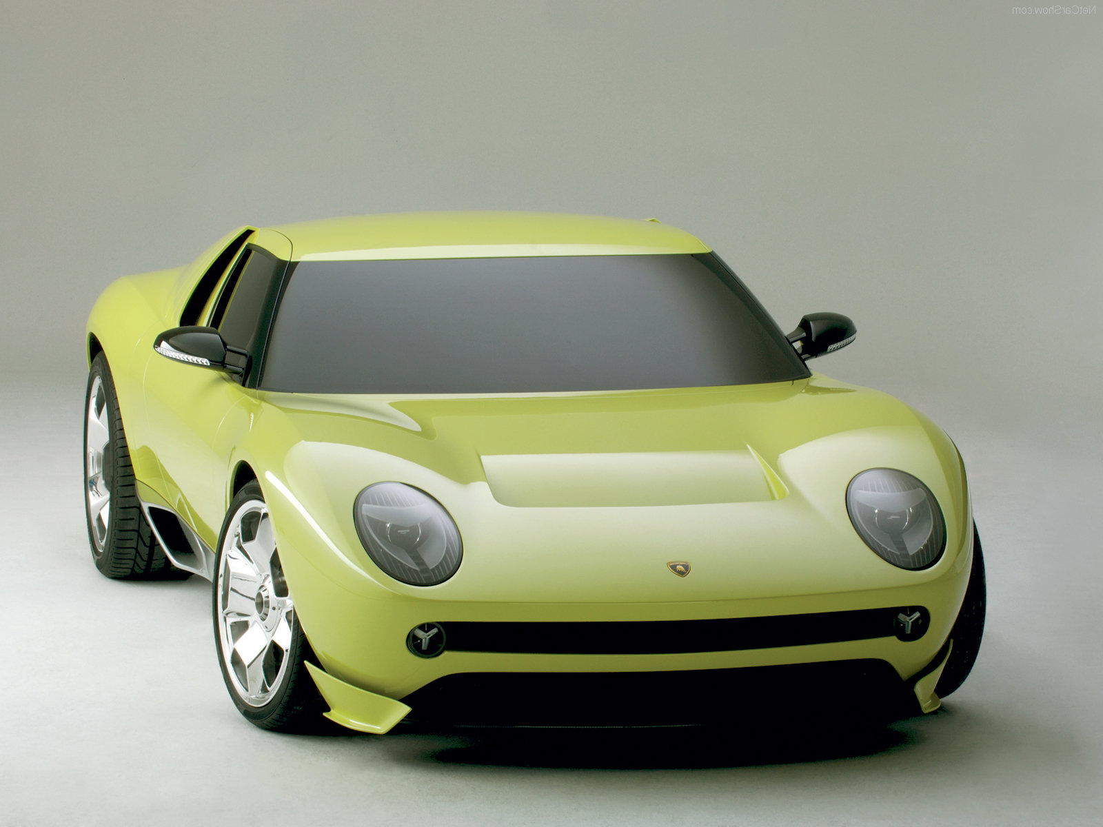 My Perfect Lamborghini Miura Concept 3dtuning Probably
