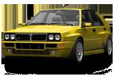 Lancia Delta EVO 5 Door Hatchback 1992