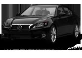 Lexus GS Sedan 2012