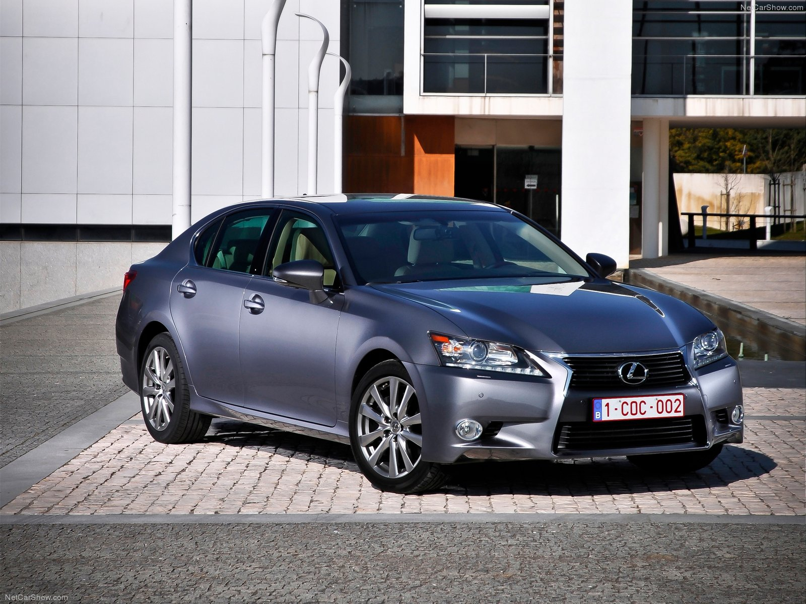 My perfect Lexus GS  3DTuning - probably the best car