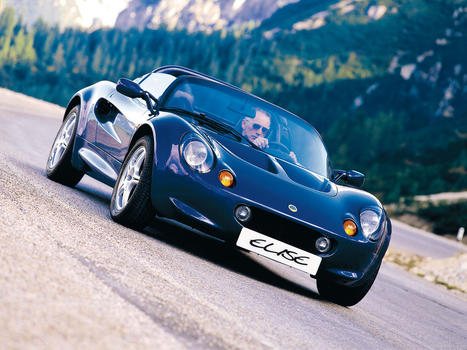 Lotus Elise Sport Coupe 1999