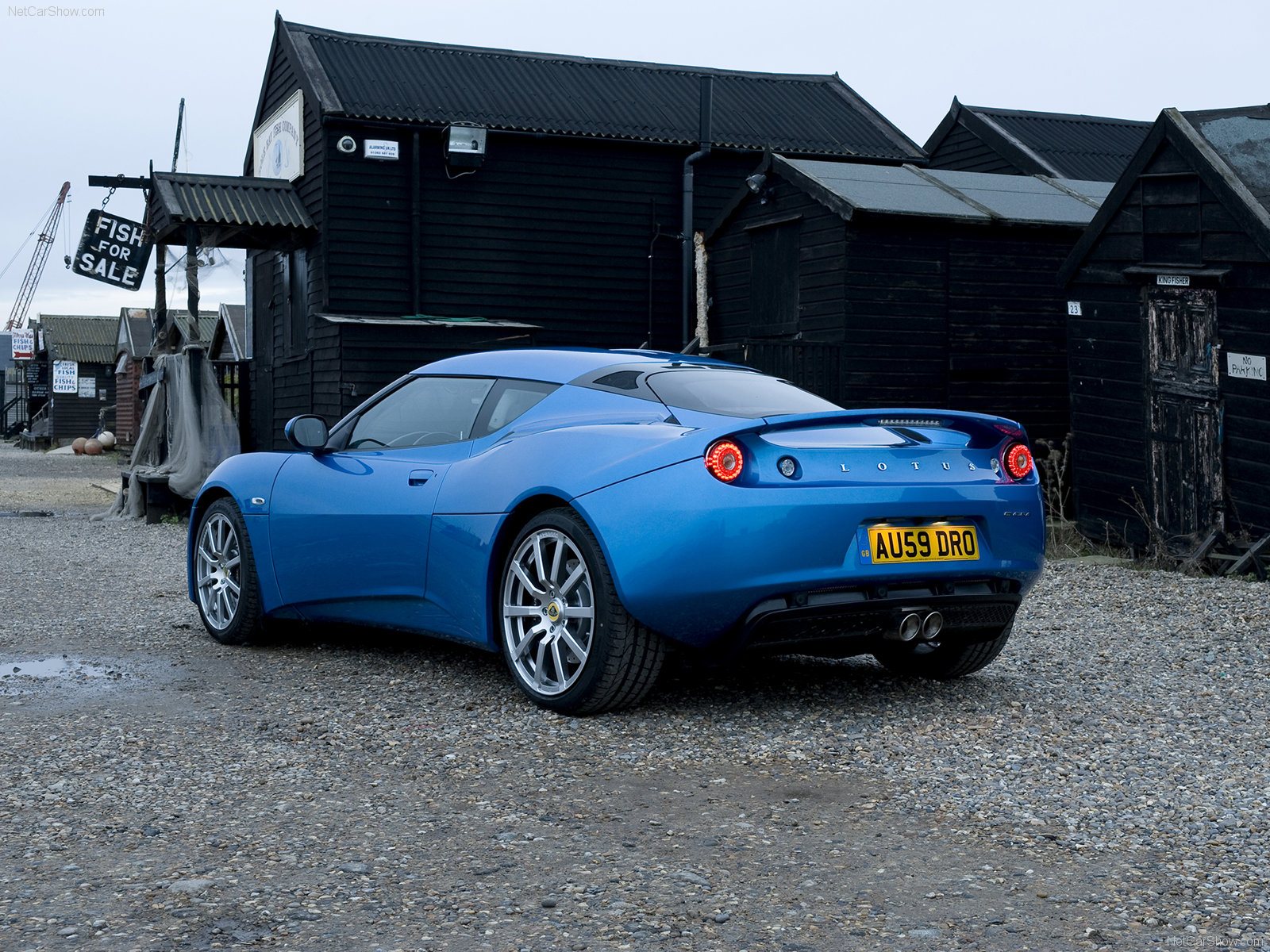 Lotus Evora Coupe 2009