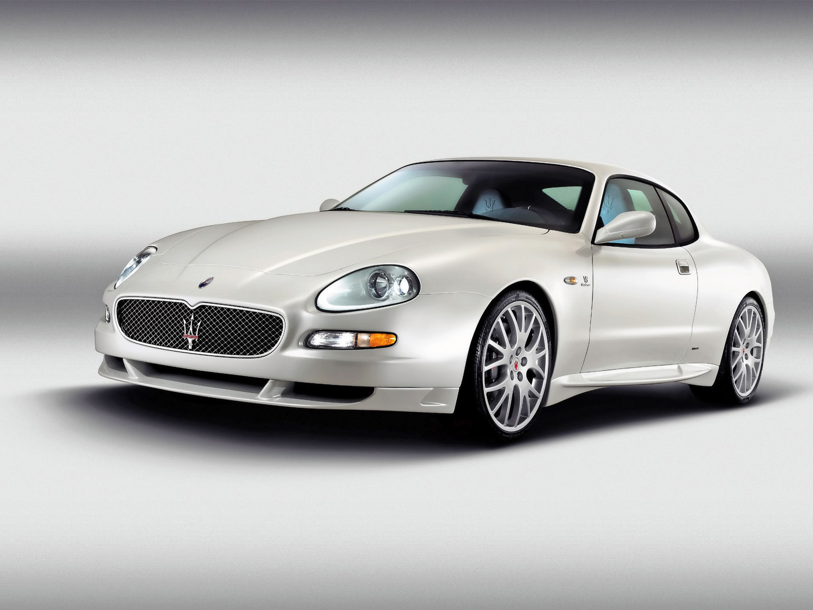 Maserati GranSport Coupe 2006