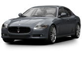 Maserati Quattroporte Sedan 2009