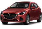 Mazda 2 5 Door Hatchback 2015