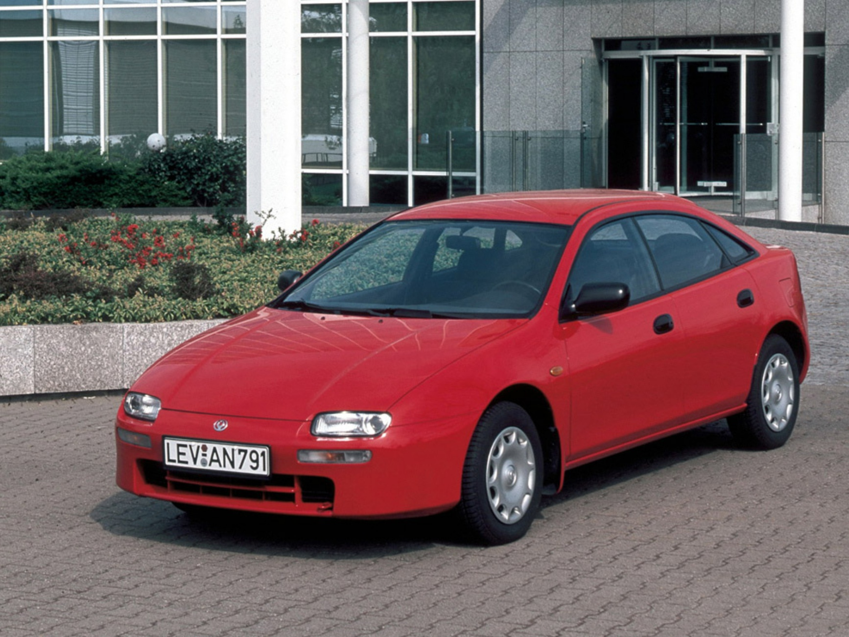 3dtuning of mazda 323f 5 door hatchback 1994 3dtuning - unique
