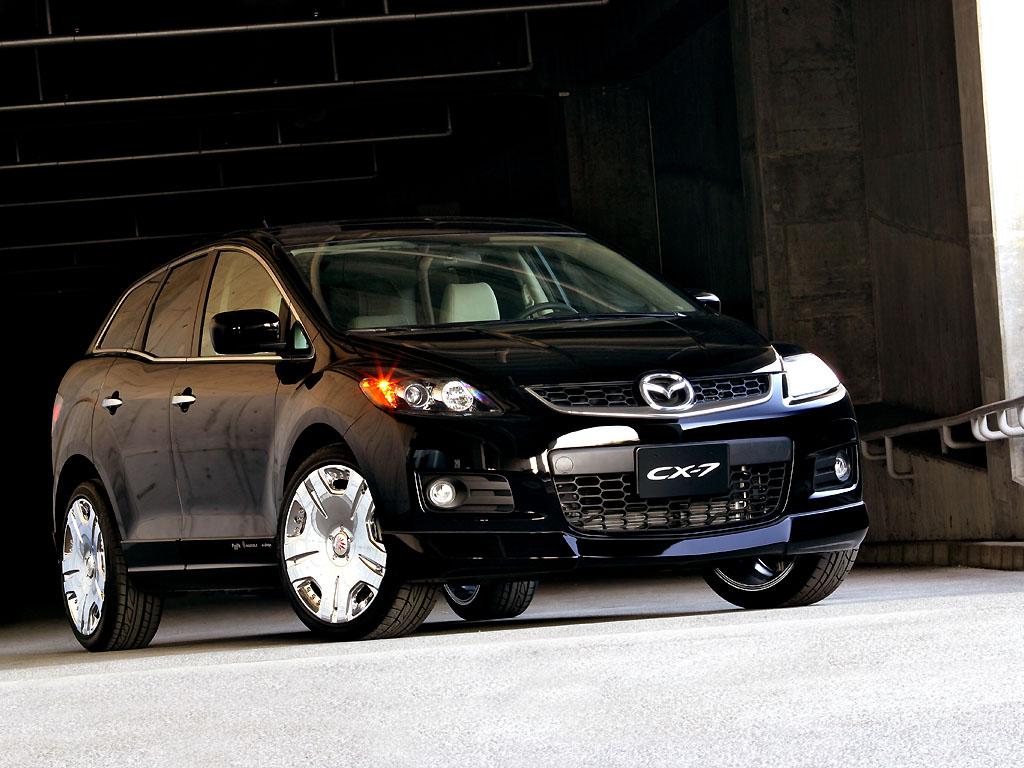 Kelebihan Kekurangan Mazda Cx 7 2012 Top Model Tahun Ini