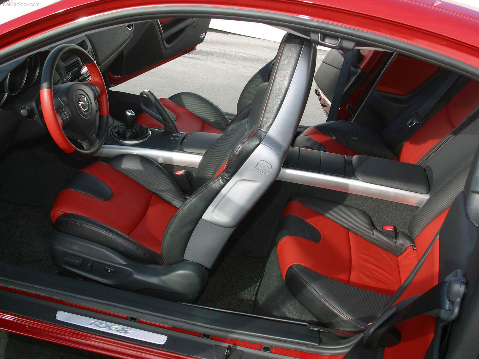 3dtuning Of Mazda Rx 8 Roadster 2004 Unique On Line Car Configurator For More