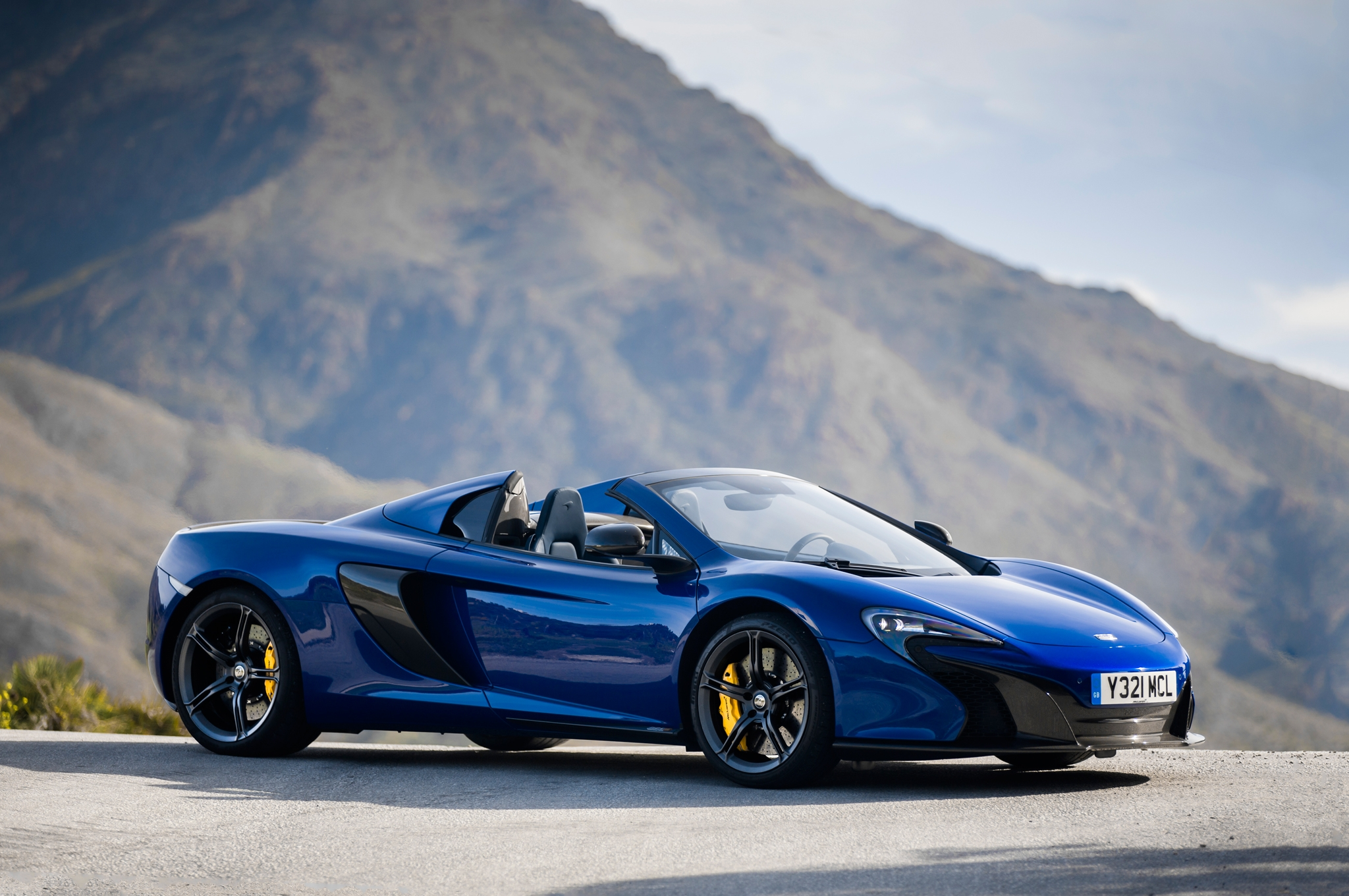 My Perfect Mclaren 650s Spider 3dtuning Probably The