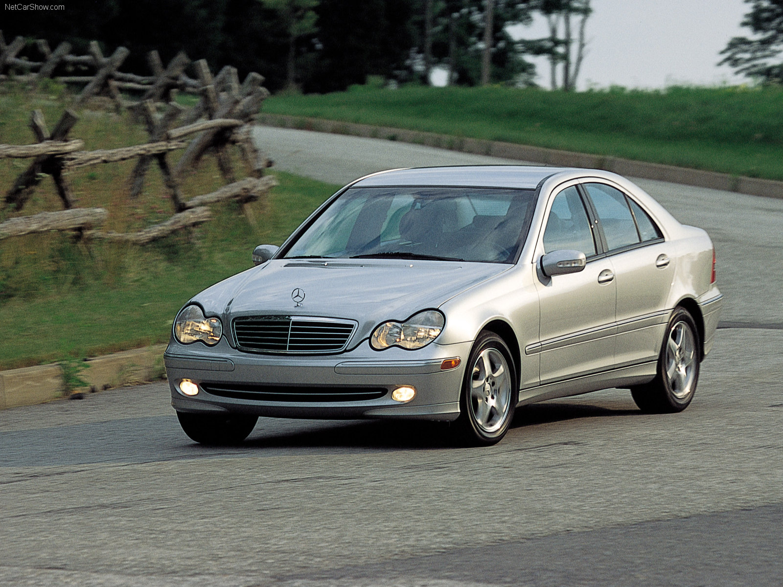 My Perfect Mercedes C Class 3dtuning Probably The Best