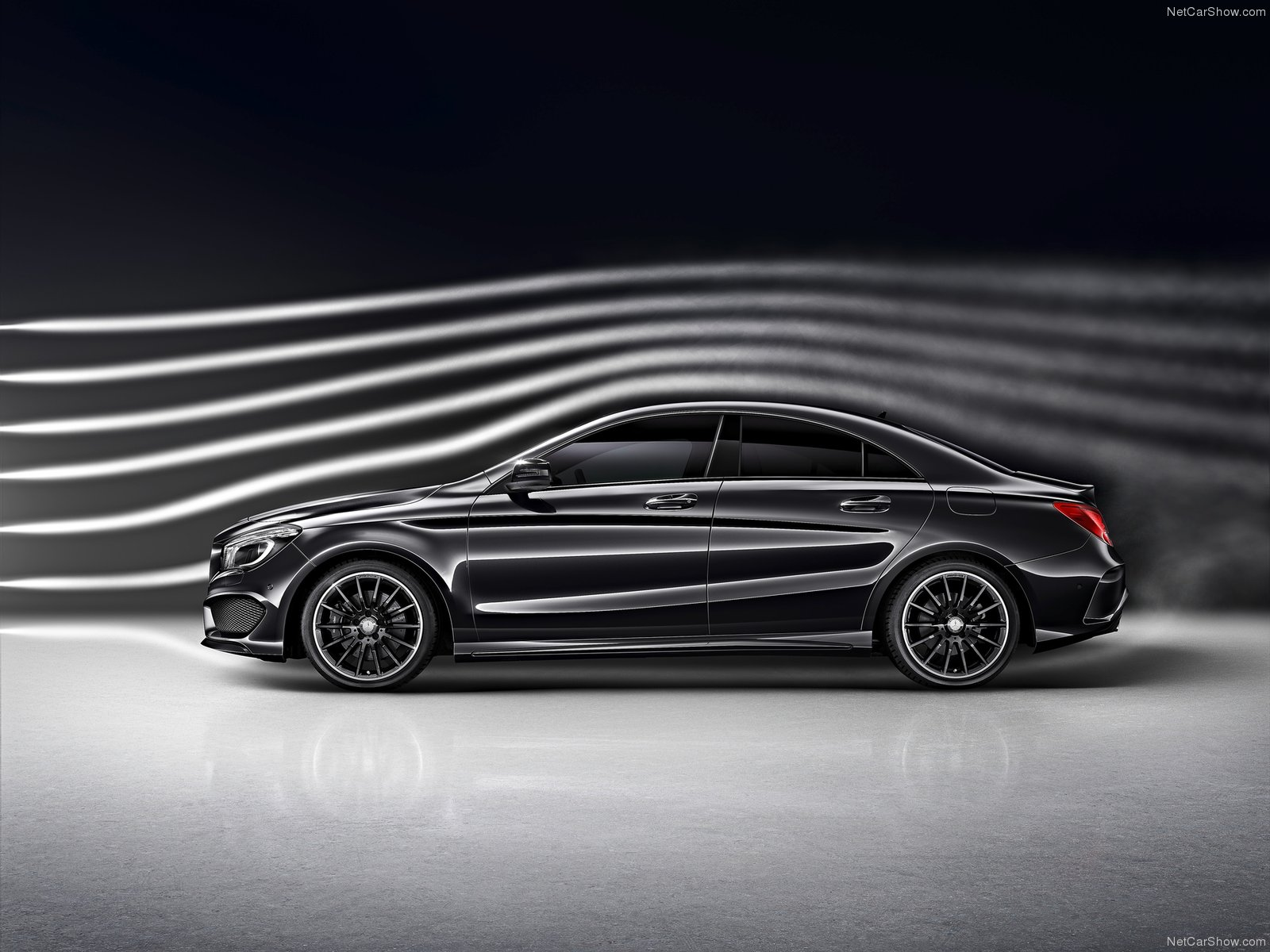 My perfect mercedes cla class 3dtuning probably the for Mercedes benz cla 2 door