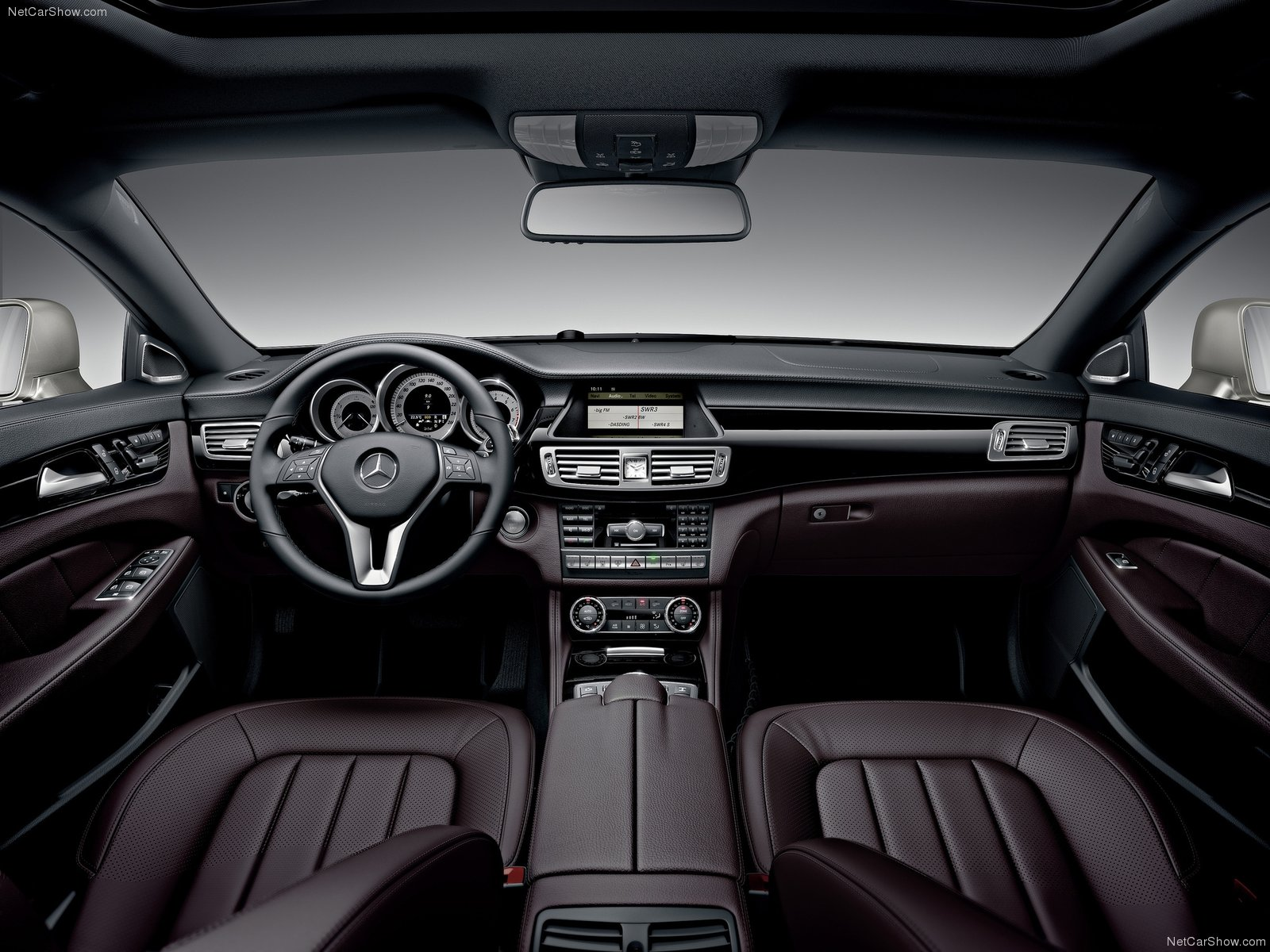 3dtuning of mercedes cls class 4 door coupe 2011 3dtuning. Black Bedroom Furniture Sets. Home Design Ideas