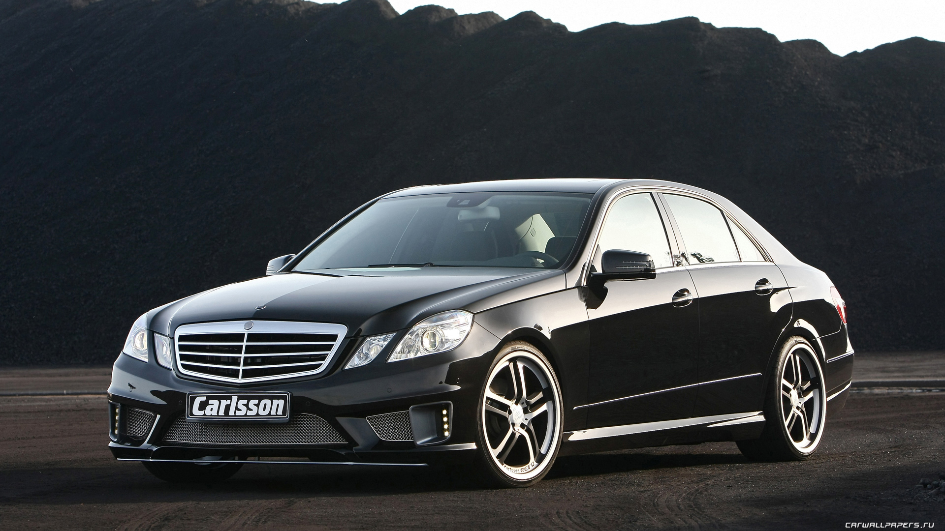 Mercedes w210 tuning 2 tuning cars -  Mercedes E Class Sedan 2011