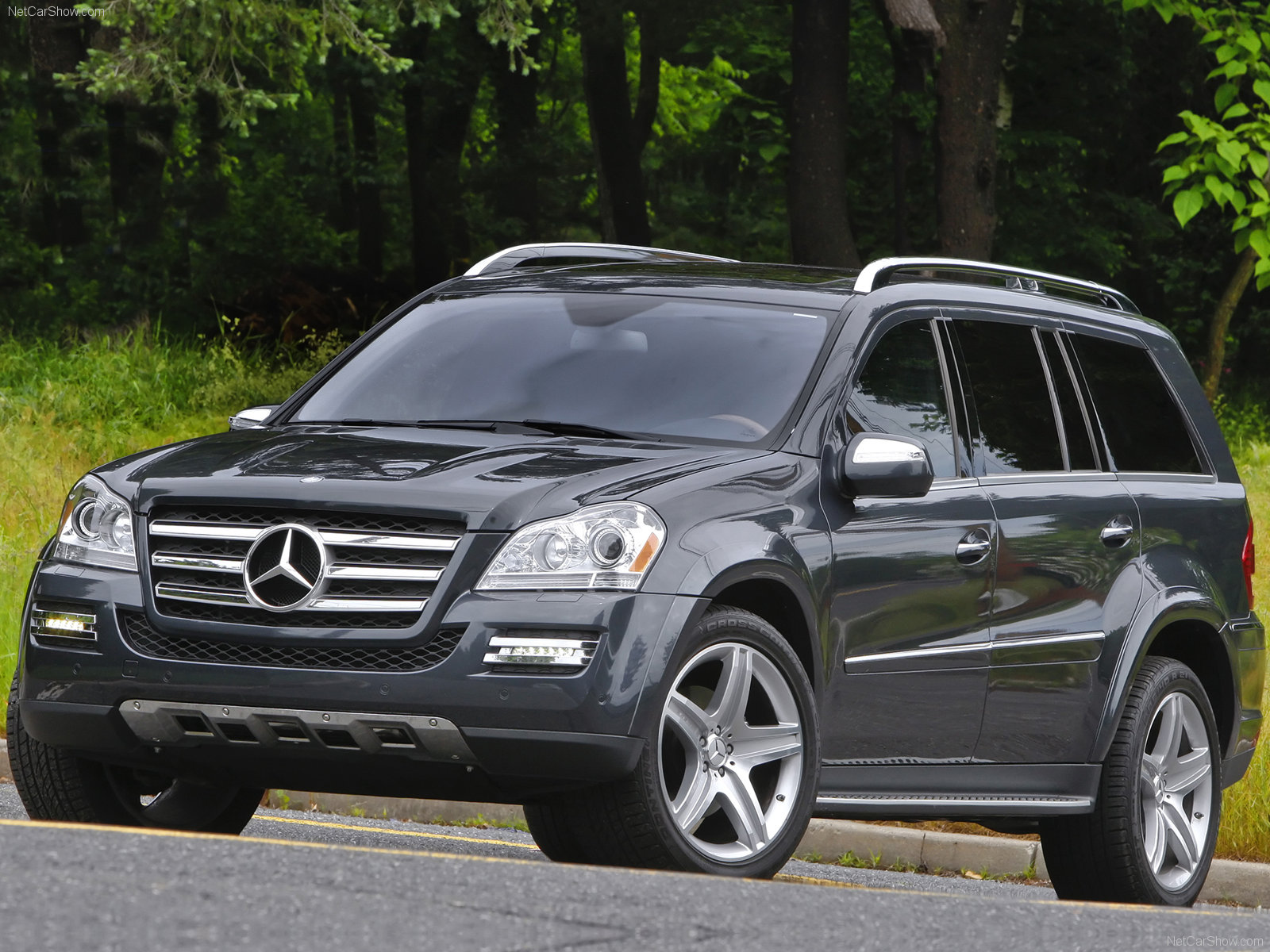 My perfect Mercedes GL class  3DTuning - probably the best car