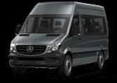 Mercedes Sprinter Passenger Van 2013