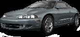 Mitsubishi Eclipse GSX Coupe 1995