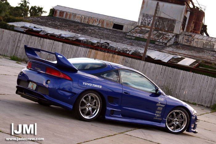My Perfect Mitsubishi Eclipse Gsx 3dtuning Probably The Best Car