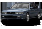 Mitsubishi Galant sedan 1987