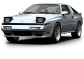 Mitsubishi Starion Coupe 1982