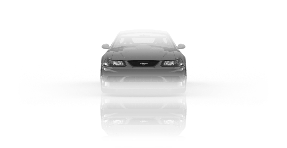 Mustang Cobra R Coupe 2000