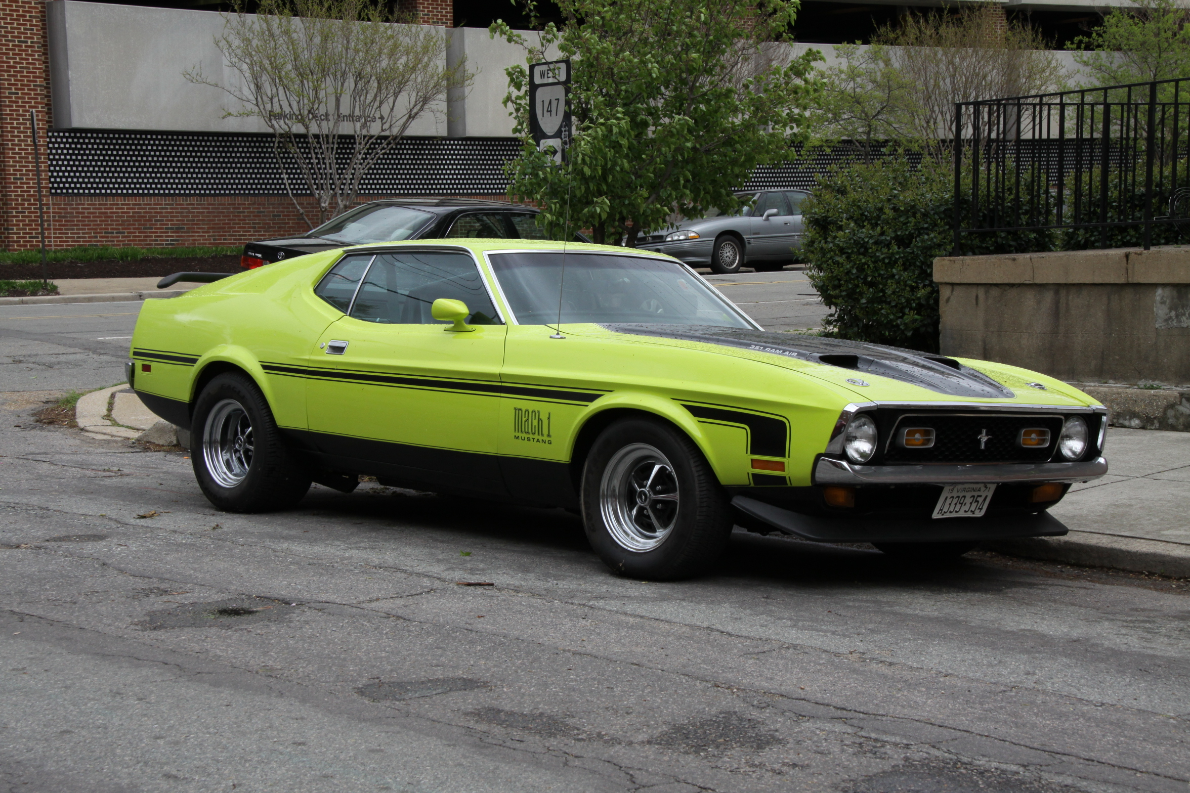 Cl Mustang >> My perfect Mustang Mach 1. 3DTuning - probably the best car configurator!