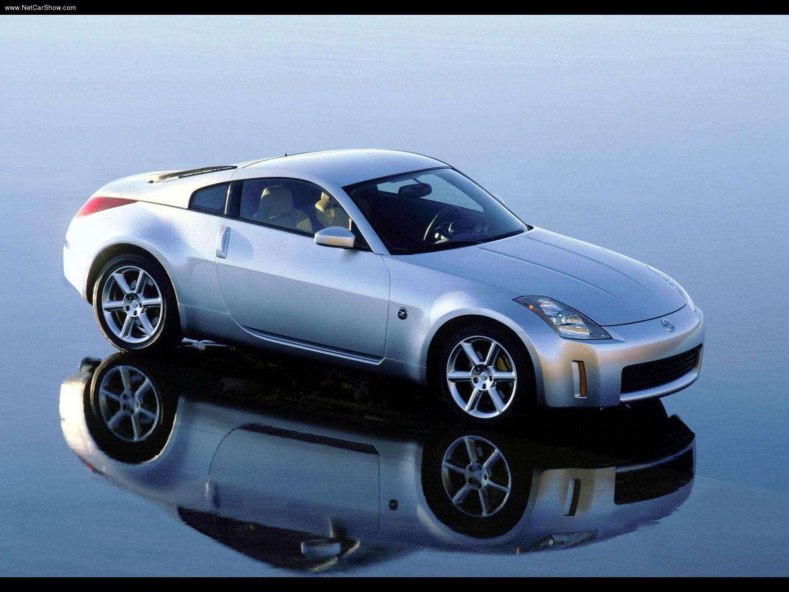 Nissan 350Z (Z33) Coupe 2003 ...