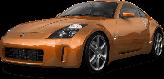 Nissan 350Z 2 Door Coupe 2002
