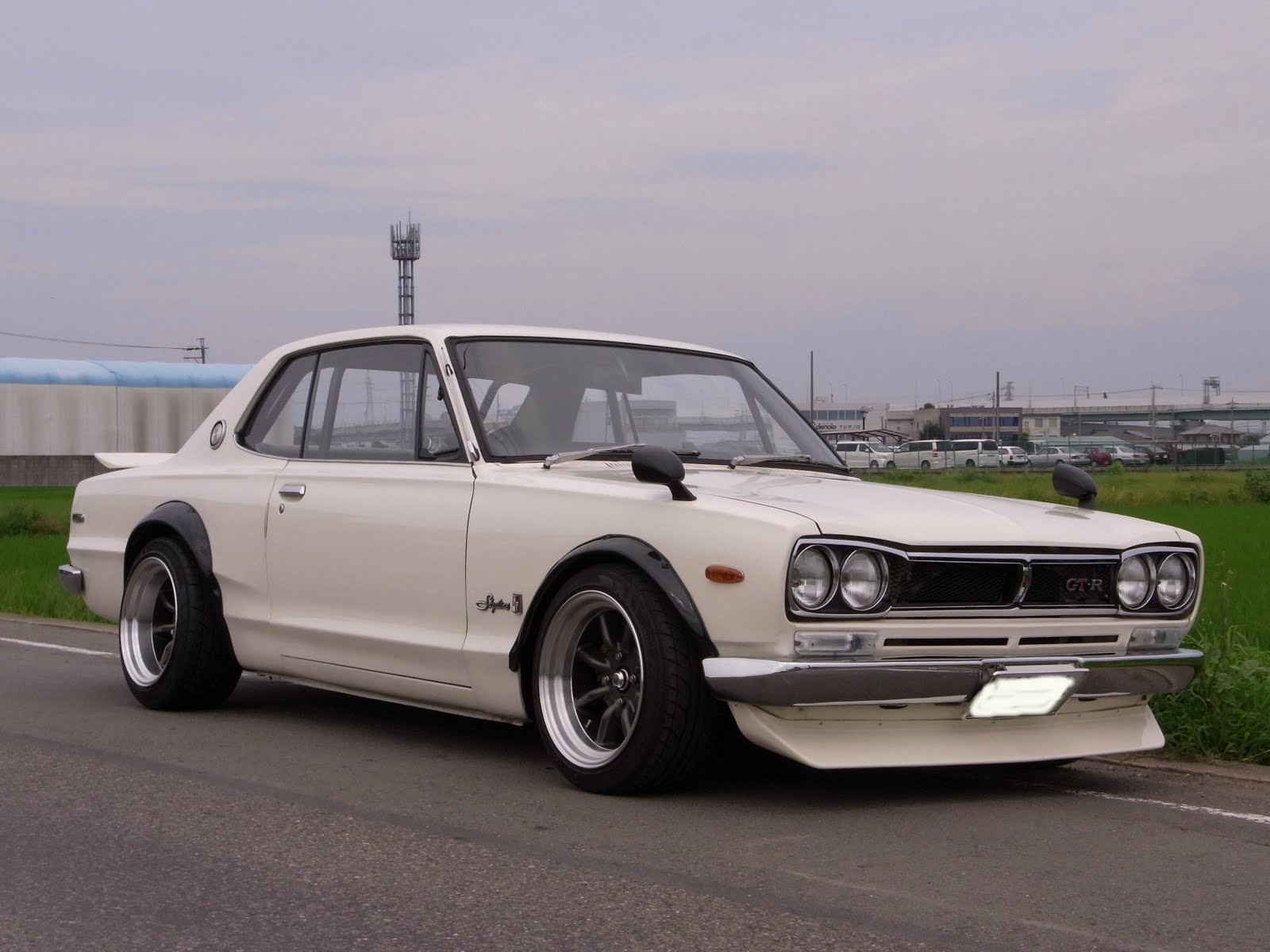3dtuning Of Nissan Skyline Gt R Coupe 1969 3dtuning Com