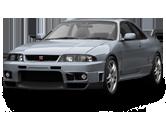 Nissan Skyline GT-R Coupe 1997