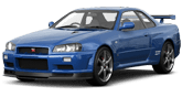 Nissan Skyline GT-R Coupe 2001